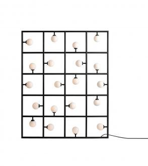 Lampe Squares d'atelier Areti
