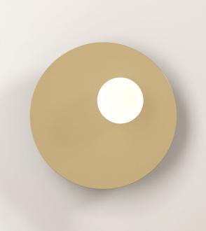 Applique Disc and sphere Asymmetrical