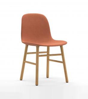 Chaise Form Chair Tapissée