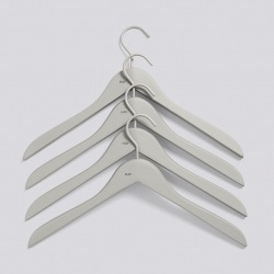 Cintre Soft Coat Hanger Slim set de 4