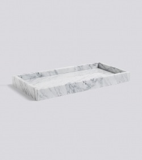 plateau en marbre - marble tray