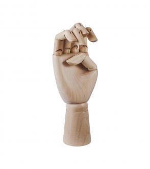Main articulée en bois Wooden Hand M