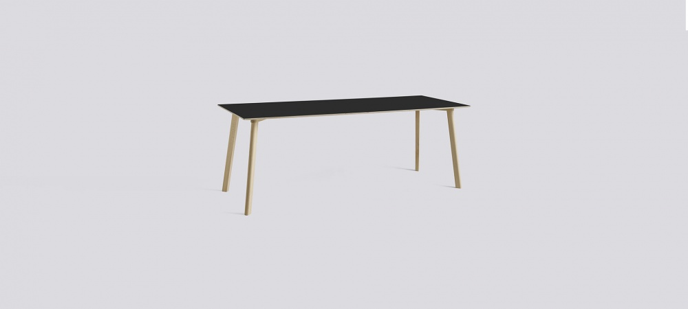 Table Copenhague CPH deux 210 - 200x75cm