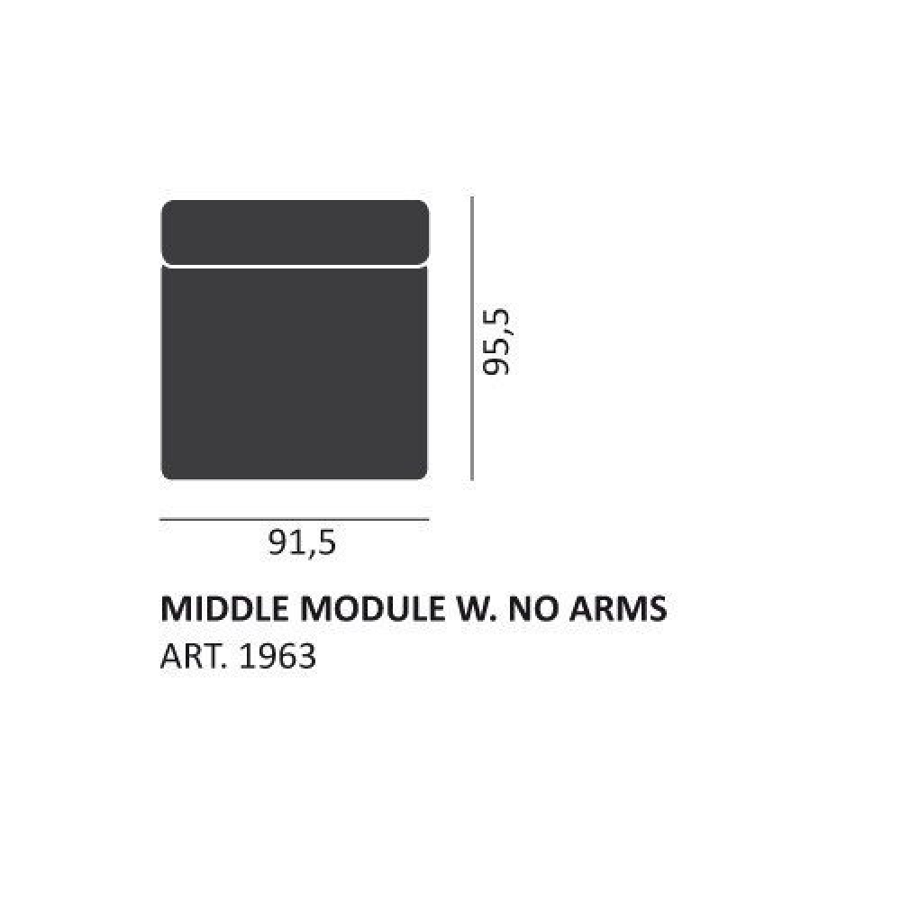 MAGS Wide Module Middle 1963
