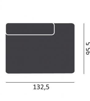 Mags Soft lounge module (left armset) art S9302