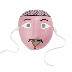 Masque en papier / MOOD MASK