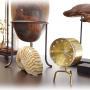 Horloge Desk Clocks -Tripod Clock