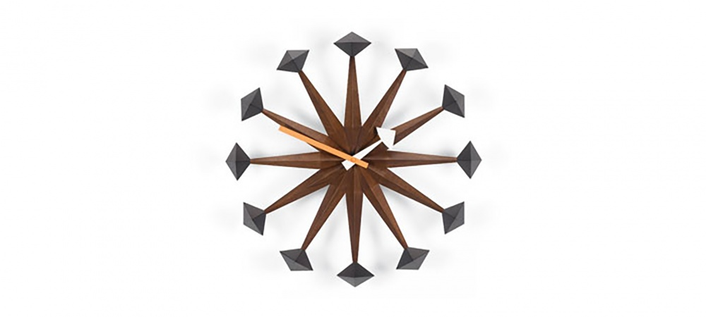 Horloge murale / Wall Clocks - Polygon Clock