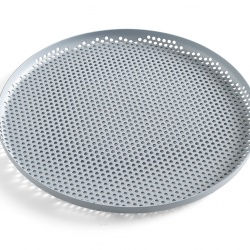 plateau perforé / perforated Tray Taille L HAY