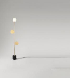 Lampadaire Plates Floor Lamp