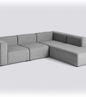 Canapé MAGS combinaison d'angle tissu Hallingdal 116