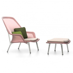 Fauteuil / chaise : Slow Chair + Ottoman