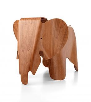 éléphant eames en contreplaqué / eames elephant plywood