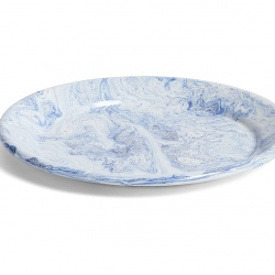 Assiette Soft Ice Dinner Plate