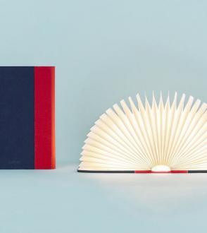 Livre lampe lumio classic en tissu