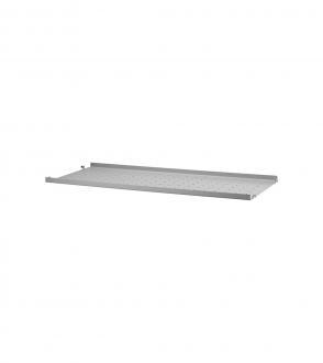 Etagère low edge métal 78x30 à l'unité - Système String