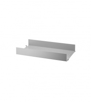 Etagères high edge métal 58x30 à l'unité - Système String