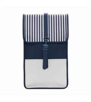 Sac à dos impéreméable rains backpack distorted stripes