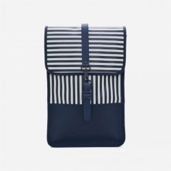 Sac à dos impéreméable rains backpack mini distoted stripes