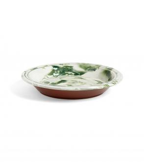Bol à effet marbré / Swirl Bowl
