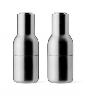 Set de poivrier et salière Bottle grinder - Métal