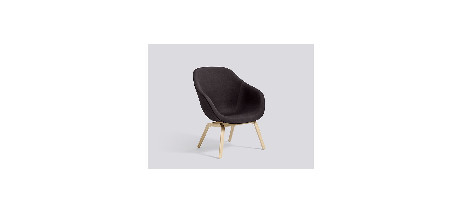 Surprising Fauteuil About A Lounge Aal83 Hay Hay Blou Ibusinesslaw Wood Chair Design Ideas Ibusinesslaworg