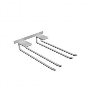 Set de 2 racks à verre 30cm - Système d'étagères String
