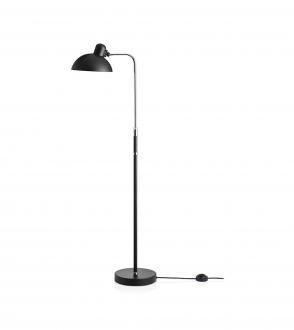 Lampadaire Kaiser Idell 6580-F - hauteur ajustable_noir