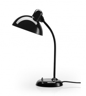 Lampe à poser Kaiser Idell 6556-T_noir_PK24