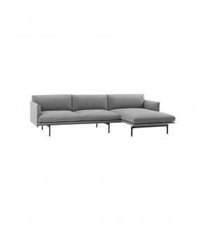 Canapé Outline - Chaise longue
