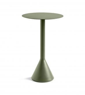 palissade cone table ( diamètre 60 cm H 105 cm )