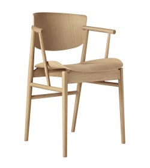 Fritz Hansen Chaise N01