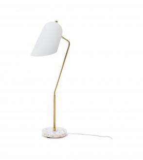 Lampe à poser Cliff table Lambert et Fils - Blou