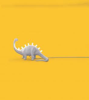 Lampe Jurassic - Brontosaurus