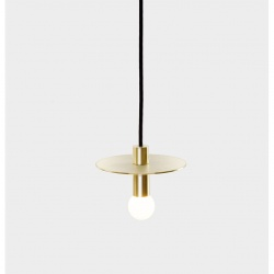 Suspension Dot Lambert et fils laiton