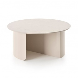 Table basse Plateau Round