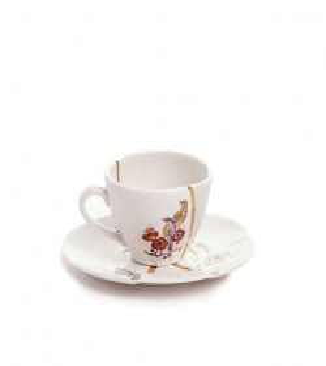 Tasse à café Kintsugi design 2