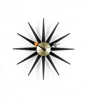 Horloge Sunburst George Nelson Vitra