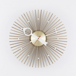 Horloge Popsicle Clock Georges Nelson Vitra