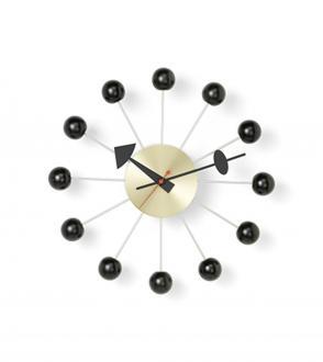 Horloge murale Ball George Nelson Vitra