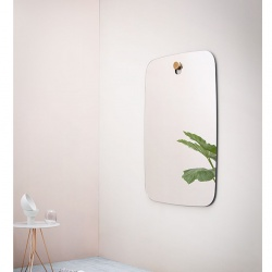 Miroir Bigger Brother - Rectangulaire 97x140cm