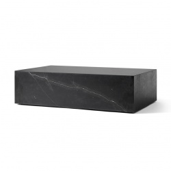 Table basse Plinth low large