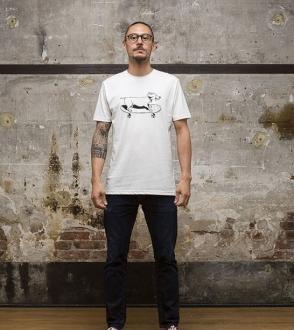Tee-shirt Cruzin - PE19