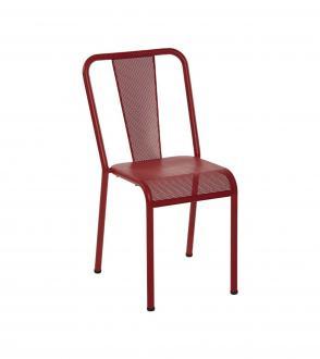 Chaise T37 - Perforée