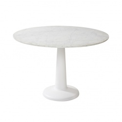Table G - Marbre - 110cm