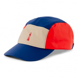 casquette color block dad cap