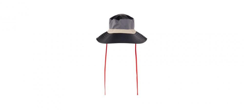Bob color block boonie hat
