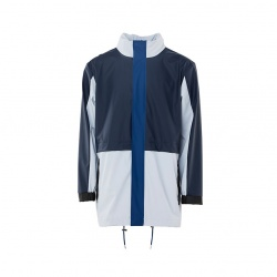 Veste de pluie Color block track suit jacket