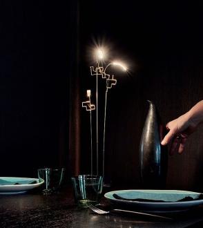 lampe de table nomade Boucle