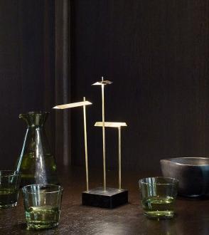 lampe de table nomade KNOKKE